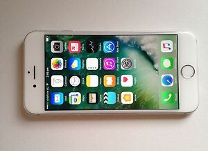 iPhone 6 64gb Silver Unlocked Pacific Pines Gold Coast City Preview