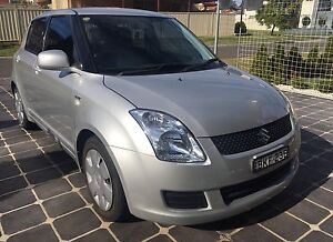Suzuki Swift EZ Auto- LOW KMS GREAT CONDITION Prestons Liverpool Area Preview