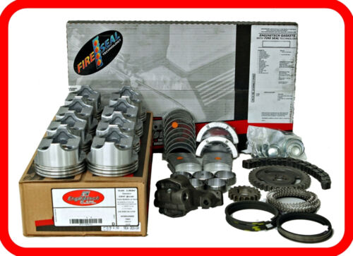 2004-2005 Chevrolet Gmc 6.6l V8 Duramax Diesel Lly Engine Rebuild Overhaul Kit
