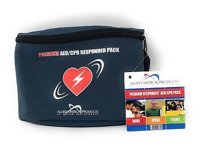 Cpr First Responder Kit Allied Medical Products Responder Aedcpr Pack