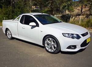 2012 Ford Falcon XR6 Auto Ute Immaculate Cond Reg Feb 2017 North Rocks The Hills District Preview