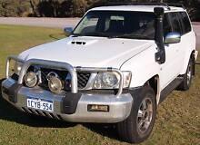 2006 Nissan Patrol Wagon Victoria Park Victoria Park Area Preview