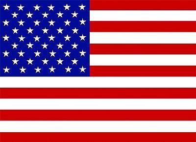 "American Flag Magnet 4"" x 6"" Perfect USA Car Truck RV Mailbox Fridge Patriotic"