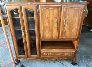 Vintage French Provincial Cabinet