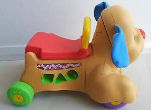 Fisher-Price Laugh & Learn Stride-to-Ride Puppy Hornsby Hornsby Area Preview