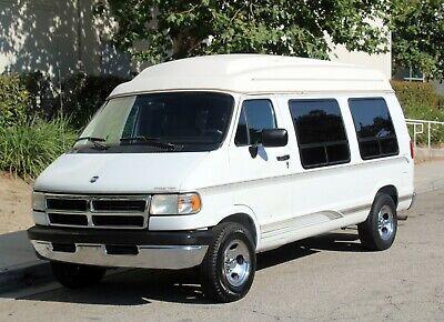 1997 Dodge Ram Van High Top,100% Rust Free (310) 259-5383 California Original, 1997 Dodge Ram Van High Top, 100% Rust Free (310)259-5383