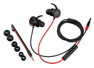 MSI Immerse GH10 In-Ear GAMING Headset with Detachable (Detachable Microphone)