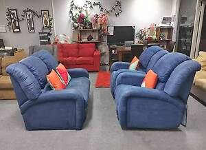 TODAY DELIVERY COMFORTABLE MODERN 3X1X1 Sofas set SALE NOW Belmont Belmont Area Preview