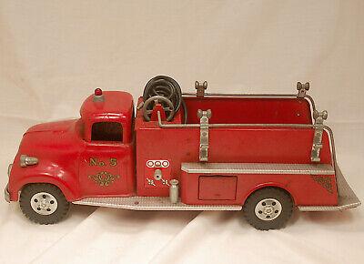 Vintage Tonka No. 5 Fire Truck