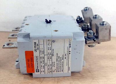 1 Used Telemecanique Lr2f5369 Overload Relay 100160 Amp Make Offer