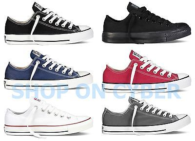 For sale Converse All Star Chuck Taylor Canvas Shoes Low Top Brand New All Size