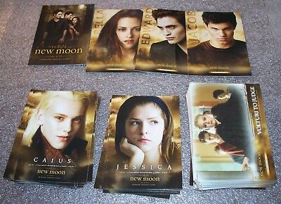 The Twilight Saga New Moon   Complete Base Set   84 Cards