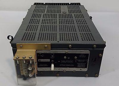 Lambda Regulated Power Supply Lxs-7-12-ov-r 23a - 40a Veeco 105-132v 57-63hz