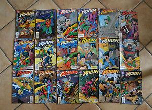 LOTTO-36-FUMETTO-lingua-inglese-DC-COMICS-ROBIN-ANNUAL-1996-F23