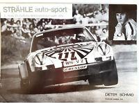 Handsignierte Autogrammkarte PATRICK PILET PORSCHE Future Sportscar Saison 2019