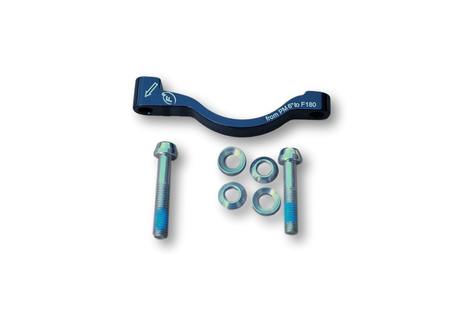 Avid Bremssattel Adapter PM für 180 mm vorne 00.5315.032.050 20 mm