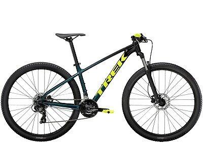 """2021 Trek Marlin 5 Men's Hardtail Mountain Bike Aquatic Size MI / 29"""" wheel"""