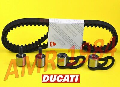 Correas Distribución + Tensores de Fijos y Muebles Ducati Monster 695 Original