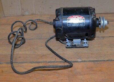Dayton Capacitor Electric Motor 14 Hp 115230 1725 Rpm Bench Top Lathe Motor