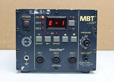 Mbt Pace 85a Solderingdesoldering Station 115 Volts 200 Watts