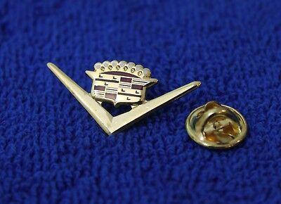 1952 Cadillac Crest Pin Hat Lapel Emblem Accessory Badge Logo Grille