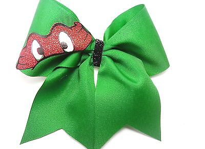 Teenage Mutant Ninja Turtle Hair Bow - Teenage Mutant Ninja Turtle Mädchen