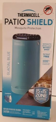 Thermacell MR-PSB Patio Shield Mosquito Repeller, Glacial Bl