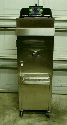 Wilch Tropic Slush Machine Stainless Steel Frozen Beverage Dispenser Icee Drink