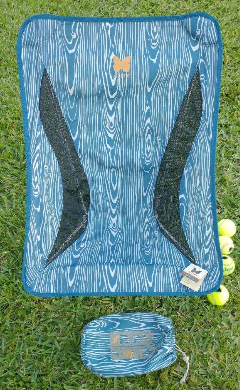 Alite Designs Mantis Chair Wood Print