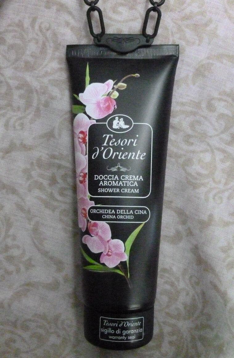 Doccia crema aromatica Tesori d'Oriente  250 ml varie profumazioni