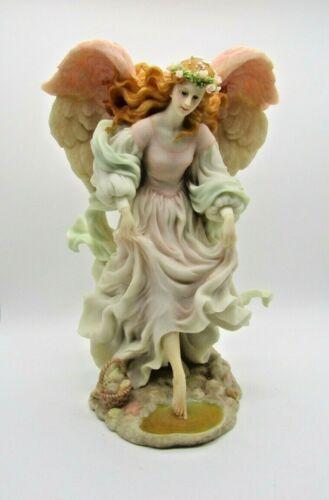 "Seraphim Classics Angels by Roman - 11"" Avalon Free Spirit #78108 - COA 1997"
