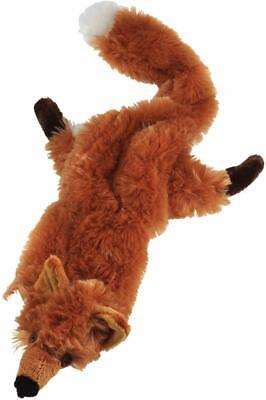 FOX Stuffing-Free Crazy Critters Squeaking Dog Toys As Seen On TV  Crazy Critters Dog