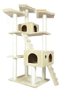 73-034-CAT-TREE-CONDO-FURNITURE-SCRATCHPOST-PET-HOUSE-5001