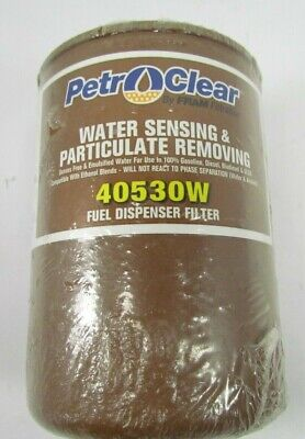 PetroClear 40930PA Particulate Remover