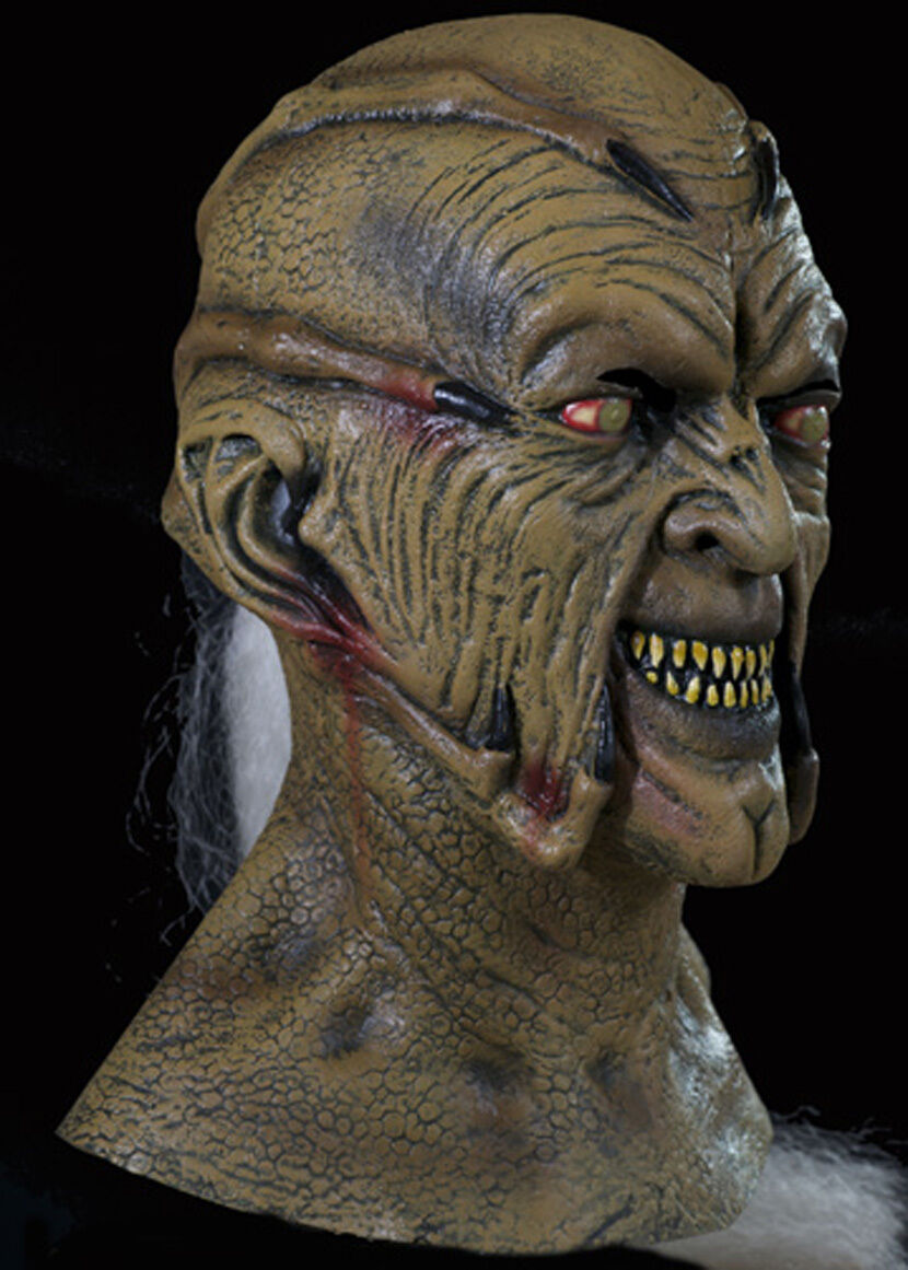 Jeepers Creepers Deluxe Creeper Movie Mold Adult Latex Halloween ...
