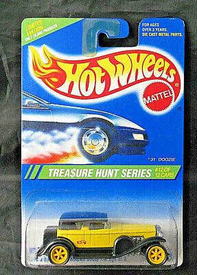 Hot Wheels Treasure Hunt 1995 '31 Doozie 13361 -- MOC -- Brand New!!