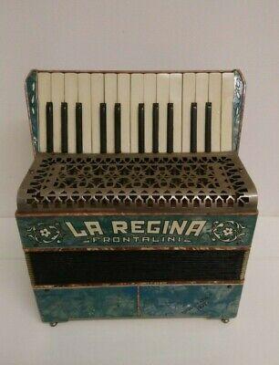 La Regina Frontalini Italian accordion Vintage