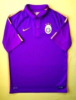 02b07204 4.5/5 Galatasaray jersey large 2014 2015 third shirt 631196-551 soccer Nike  ig93