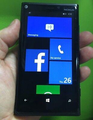 Nokia Lumia 925 - 32GB - Black (AT&T) Smartphone