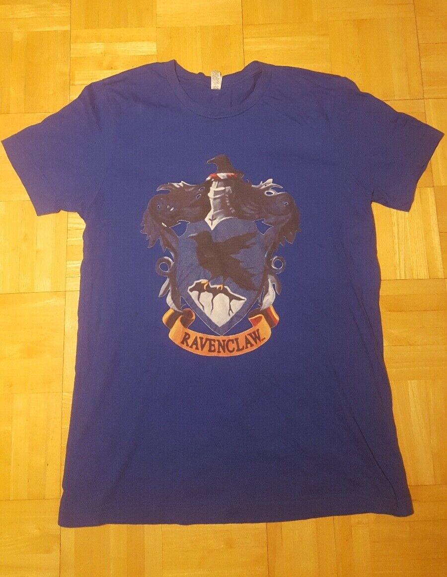 Harry Potter Ravenclaw T-shirt blau M Hogwarts