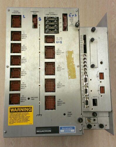 Cincinnati Milacron process control assembly box PCA