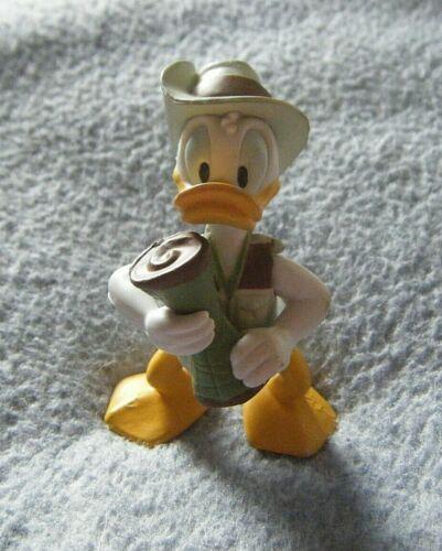 "Donald Duck on Safari 3"" Figurine ~ Loose, Nice Condition"