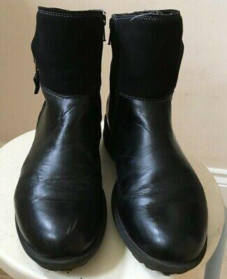 Ladies Joeseph Siebel Anke Boots Black 39