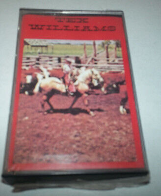 Tex Williams by Tex Williams - self titled Cassette SEALED Country