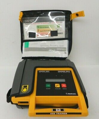 Medtronic Physio-control Lifepak 500t Aed Training System