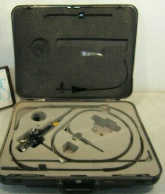 Olympus Corporation Aircraft Engine Borescope With Tip Cover