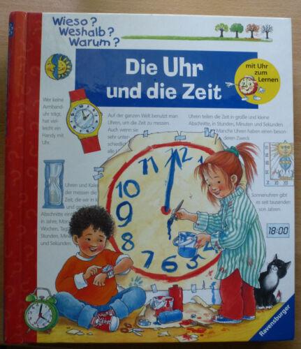 Die Uhr und die Zeit von Angela Weinhold (2003, Ringbuch)