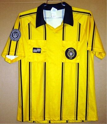 UNITED STATES 2015 SOCCER FEDERATION REFEREES USA JERSEY image