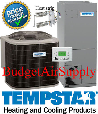 2 ton 14 seer HEAT PUMP TEMPSTAR, Arcoaire,Day n Night Split System +Extras