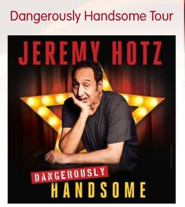 Jeremy Hotz Tickets Mar 9/19 - 7pm